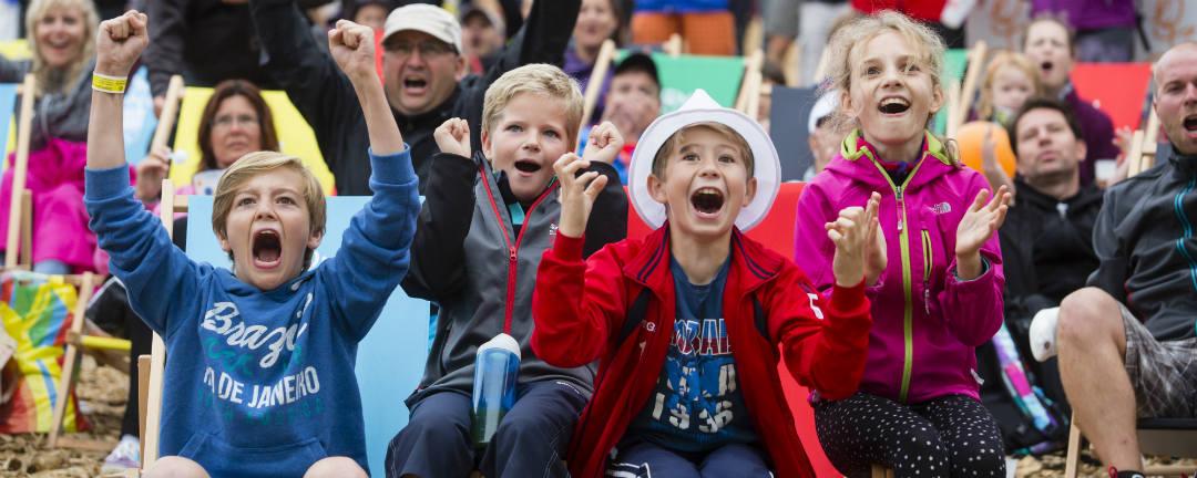 Pošlete své děti prožít sportovní léto na Sazka Olympijských táborech