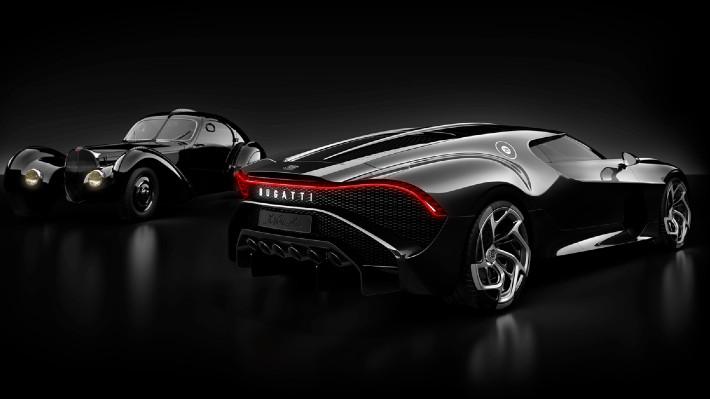 Tohle je nejdražší nové auto světa. Zájemce za něj zaplatil 440 milionů korun