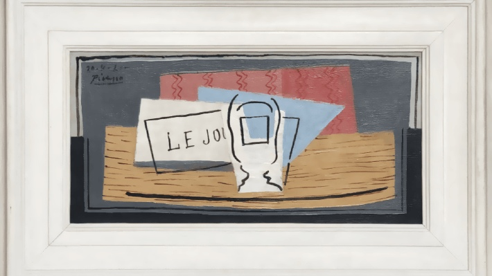 Netradiční loterie ve Francii. Výherkyně si odnesla obraz od Picassa za miliony