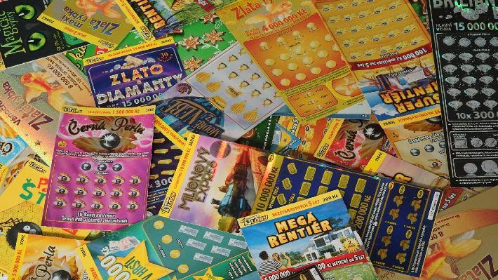 Losy i číselné loterie od Sazky jsou znovu dostupné na poštách