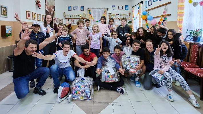 Česká olympijská nadace pomáhá dětem k vysněnému sportu