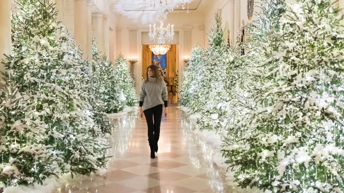 Melania, Kris Jenner nebo Nadal. Jak slaví Vánoce světové celebrity? (II. díl)