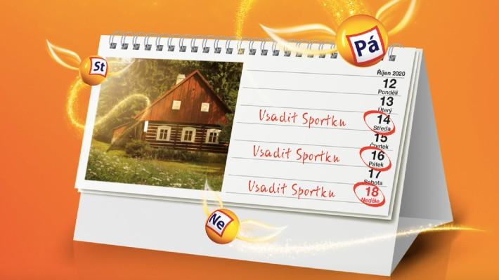 O miliony ze Sportky se hraje už třikrát týdně!