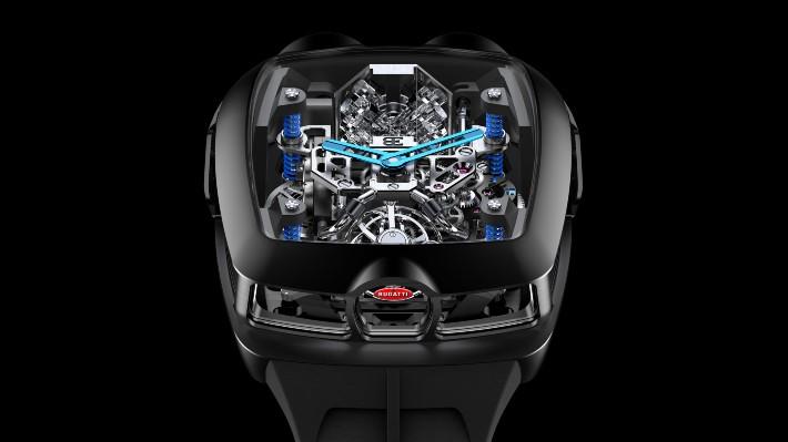 Luxusní hodinky: šestnáctiválec na zápěstí. Stojí miliony