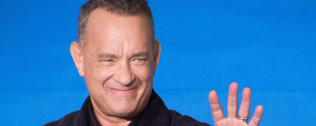 Oběd pro fanoušky nebo psací stroje. 5 věcí, za které rád utrácí Tom Hanks