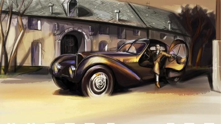 Bugatti hledá auto. Nálezné činí přes 2,5 miliardy korun