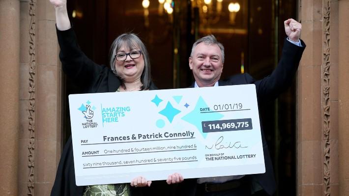 Manželé vyhráli přes 3 miliardy korun. Více než polovinu věnovali bližním a na charitu!