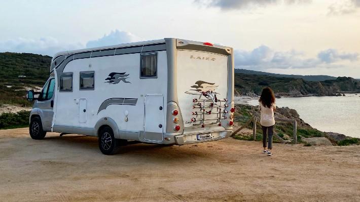Užili jsme si dovolenou snů. Sardinie obytňákem nadivoko (I.díl)