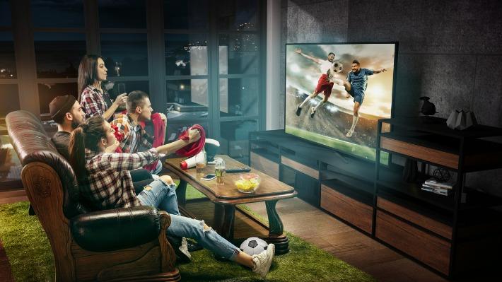 Začíná EURO! Vsaďte si dneska Sportku a sledujte ho na jedné z 24 parádních smart TV