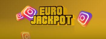 Instagram Eurojackpot - obrázek