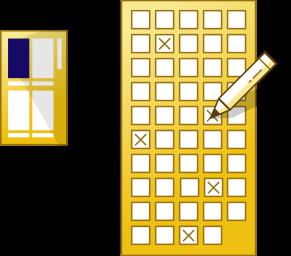 Číslo: Tipujete kombinace (součet) losovaného šestičíslí označené číslem.  Příklad: Pokud bude vylosováno 1, 2, 3, 4, 5 a 6, je výherní číslo 21 (součet).