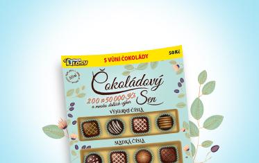 Mini Čokoládový sen