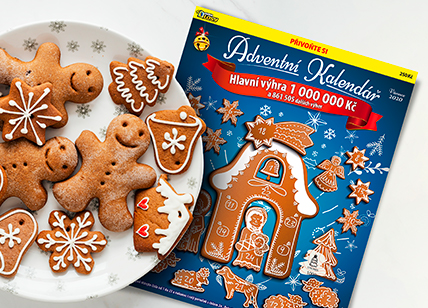 Adventní kalendáře, které vás nadchnou