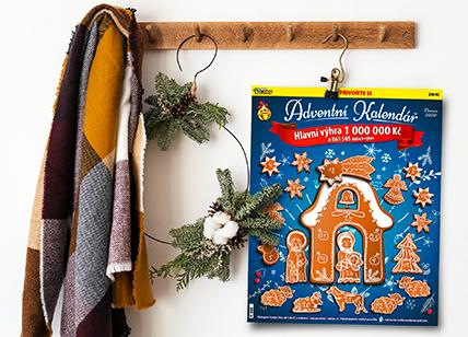 Kde se vzal Adventní kalendář?