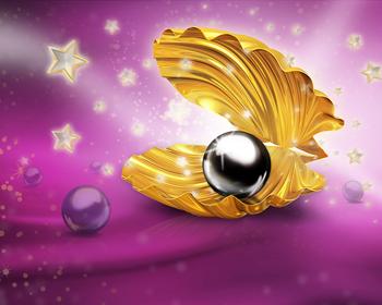 Černá perla - obrázek