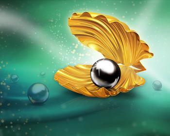 Mini Černá perla - obrázek