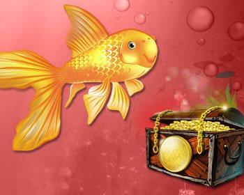 Super Zlatá rybka - obrázek