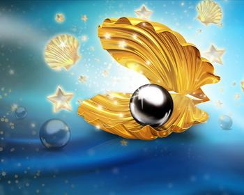Velká Černá perla - obrázek