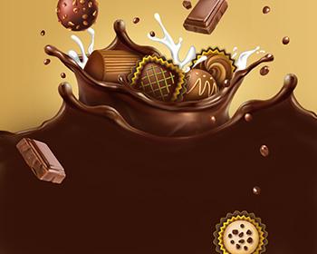 Maxi Čokoládový sen - obrázek