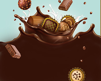 Mini Čokoládový sen - obrázek