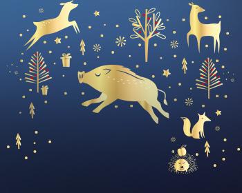 Vánoční přání - obrázek