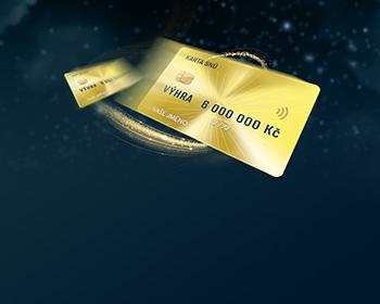 Zlatá karta - obrázek