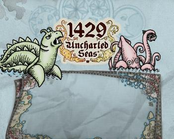 1429 Uncharted Seas - obrázek