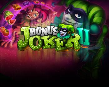 Bonus Joker II - obrázek