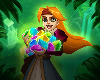 Crystal Quest Deep Jungle - obrázek