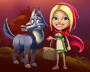 Fairy Tale Legends: Red Riding Hood - obrázek