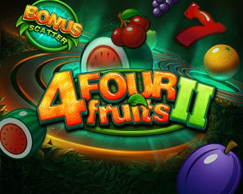 Four Fruits II - obrázek