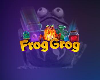 Frog Grog - obrázek