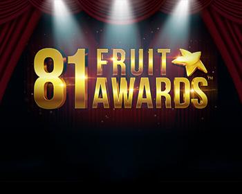 Fruit Awards - obrázek
