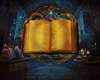 Golden Grimoire - obrázek