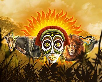 Hot Africa - obrázek