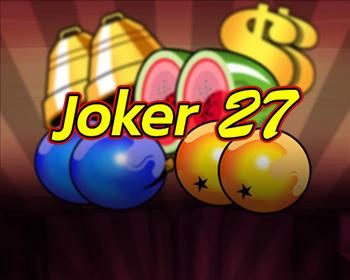 Joker 27 - obrázek