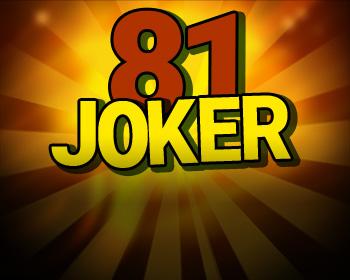 Joker 81 - obrázek