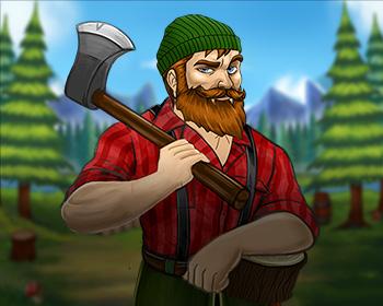 Lumberjack - obrázek