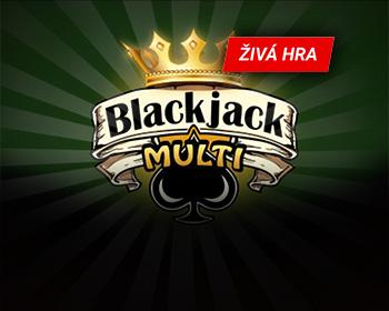 Multi Blackjack - obrázek
