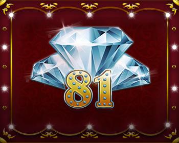 Multi Diamonds 81 - obrázek