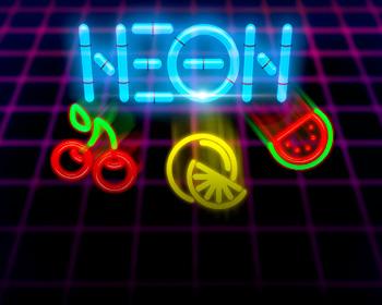 Neon Fruits - obrázek