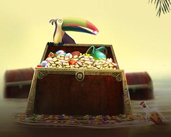 Ostrov pokladů - obrázek