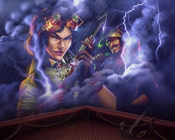 Riders of the Storm - obrázek