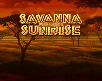 Savanna Sunrise Deluxe - obrázek
