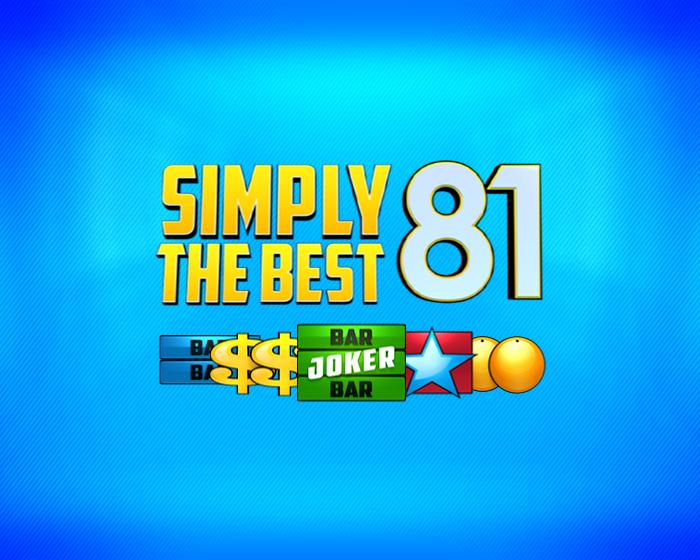 Simply the Best 81 - obrázek