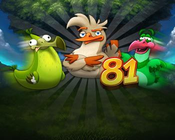 Slot Birds 81 - obrázek
