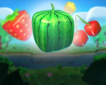 Strolling Staxx: Cubic Fruits - obrázek