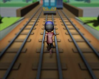 Subway Little Rocket Man - obrázek