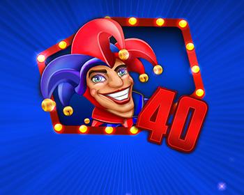 Super Joker 40 - obrázek