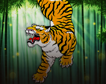 Tiger Rush - obrázek